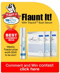 Triactol Breast Beauty Cream Excellent Competition Girls.