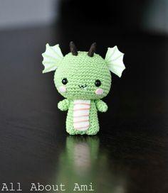 Cute dragon craft