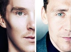 Benedict and Tom... *sigh*