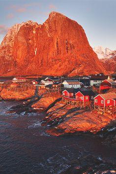 Hamnøy, Norway | Francesco Gentili