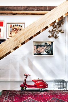 Internal stairs - Inside Out  - desire to inspire - desiretoinspire.net