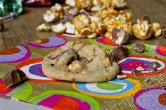 almond, salti parti, milk chocol, chocolate chips, sea salt