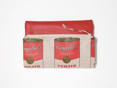 Campbell's Soup Can Purse