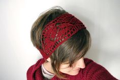 A lovely roundup of knitted headwear patterns for winter are shared on the Craftsy blog!