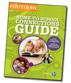 [Download] Great guide for home-to-school connections. Learn how to strengthen the bonds between schools, families, and communities for student learning and success.