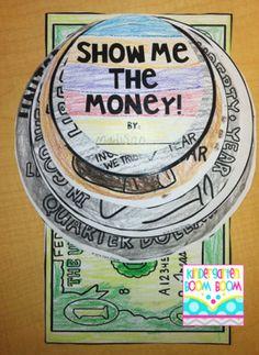 Money Flip Book Freebie