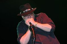 John Popper (harmonica player/lead singer for Blues Traveler)
