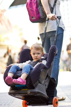Travel with children made easy – introducing the SideKick Bliss and the Travel Mate
