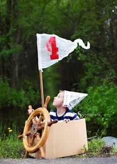 1st birthday pics, pirate photo shoot, boat birthday, birthday invitations, birthday idea, pirate 1st birthday party, 1st birthdays, photo idea, boat parti