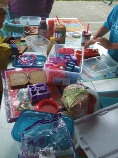 lunchpacking party #bento, #lunch, #lunchbox #EasyLunchboxes