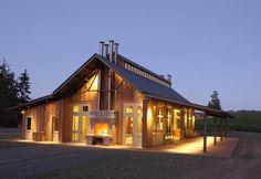 Backen, Gillam & Kroeger Architects - Portfolio - Wineries - Soter Vineyards