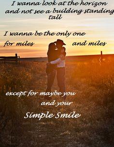 #Dixie Chicks #Country Lyrics #Love #Couples