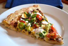 Original Recipe   Nacho Pizza