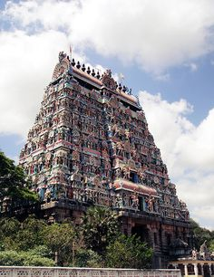 Hindu Temple of Shiva, Pondicherry