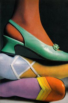 60s shoe -
