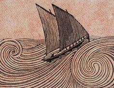 René Quillivic-Le voilier
