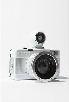 Lomography Fisheye 2 White Knight Edition Camera $75 at Urban Outfitters  http://www.urbanoutfitters.com/urban/catalog/productdetail.jsp?id=14829881&color=00&itemdescription=true&navAction=jump&search=true&isProduct=true&parentid=SEARCH+RESULTS