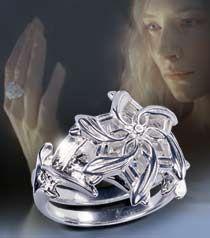Galadriel's Ring Nenya