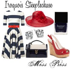 Fab Glance Nashville: What to Wear to the Iroquois Steeplechase 2012
