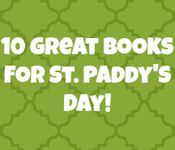 10 St. Paddy's Day Picture Books for Your Little Leprechaun! -Momo