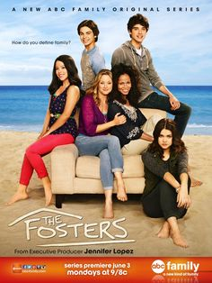 The Fosters Absolutely love this show. 100% Addicted. <3