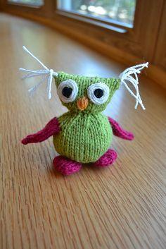 Ravelry: Owl Babies pattern, $4.00
