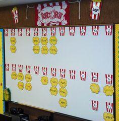 classroom, popcorn words, idea, school, circus theme, bulletin boards, sport, blog, word walls