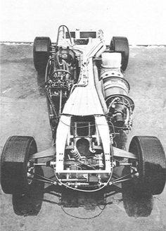 STP Turbine Indy car