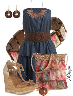 """Poppie Jones Bags Contest"" by anna-campos ❤ liked on Polyvore"
