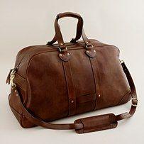 Billy Kirk- Travel duffel