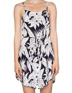 Pineapple Print Dress $44.00