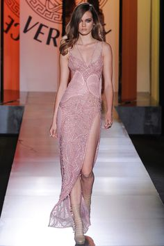 Versace, Fall 2012 Couture #runway