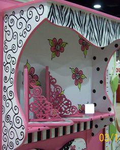Image detail for -Zebra Decor For Bedroom , zebra decor for bedroom tween room ideas for ...