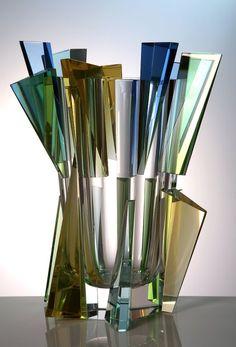 glass art, moser glass, moserglass, art glass, crystal, artglass