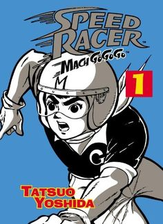 Speed Racer- I used to love watching this show!