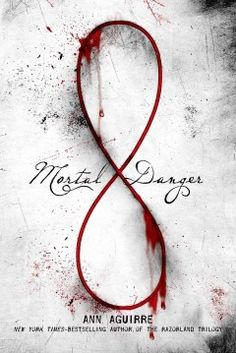 Mortal Danger by Ann Aguirre - Agreeing to join the mysterious Kian's magical faction to exact revenge on a group of bullies who have tormented her, Edie transforms into a beautiful girl and begins to sabotage the bullies' inner circle only to discover dark truths about Kian's world.
