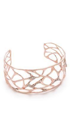style, bridal jewelri, cuffs, alexis bittar