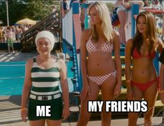 Me & My friends. Pretty much.
