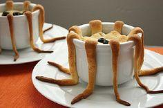 Horrifying Halloween foods