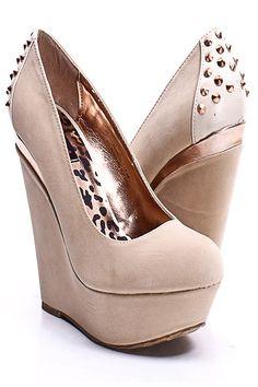 Wedges #Shoegasm