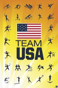 London 2012 Olympics - Team USA