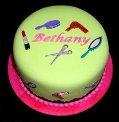 Bethany Mota Birthday Cake