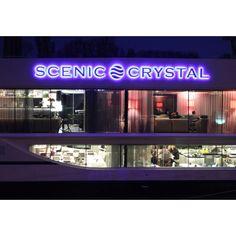 Crystal Scenic, newly christened in Rudesheim, Germany