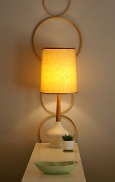 I love this lamp!