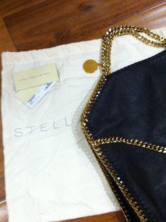 STELLA MCCARTNEY SHOULDER BAG @Michelle Coleman-HERS