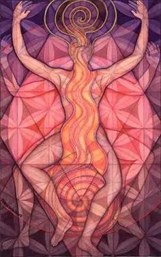 Clean your root chakra and open up to the abundance of the earth and universe.