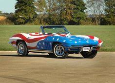 Austin Power's 1965 Corvette