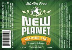 New Planet Gluten Free Blonde Ale