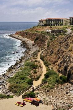 Magnificently poised along one of Southern California's most scenic and coveted coastlines the Terranea Resort is set on the spectacular Palos Verdes peninsula a stunning and irreplaceable site!