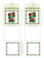 Tea Packet Envelopes